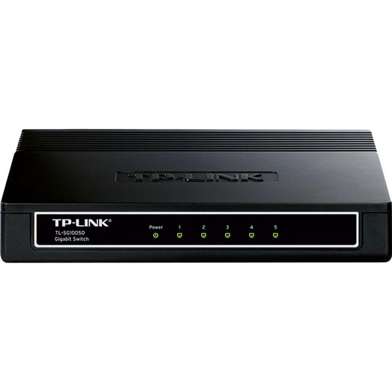 1-Switch-TP-Link-5-P