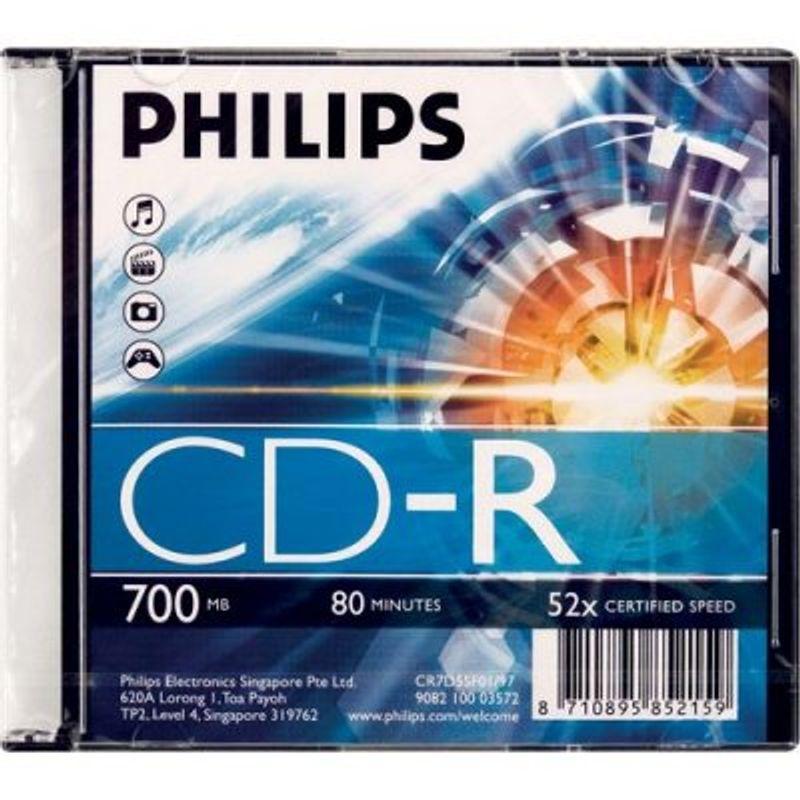 1-CD-R-52X-80-MIN-70