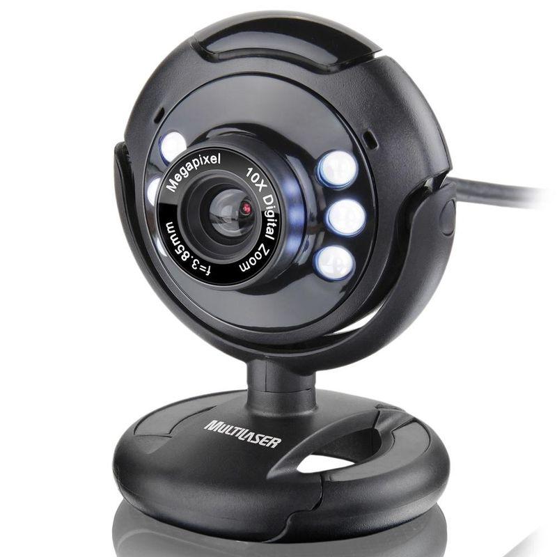 1-Webcam-Multilaser-