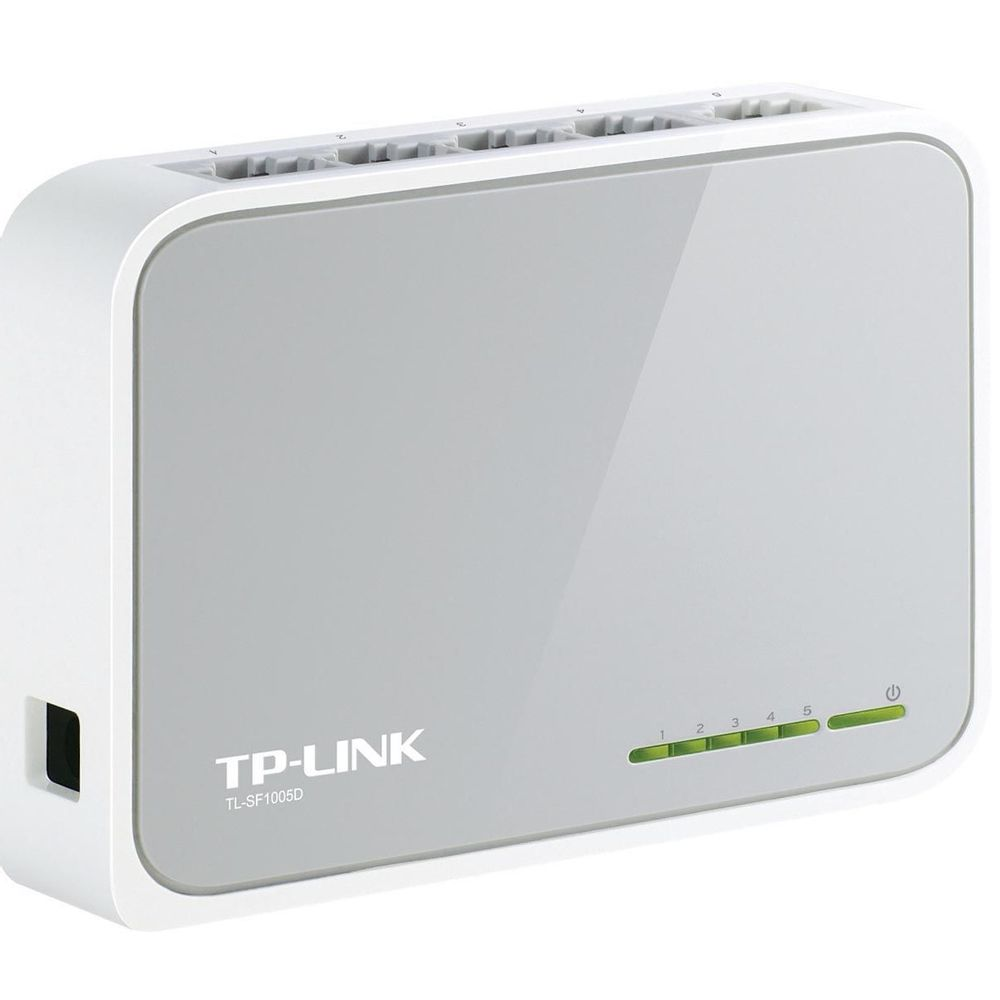 2-Switch-TP-Link-5-P
