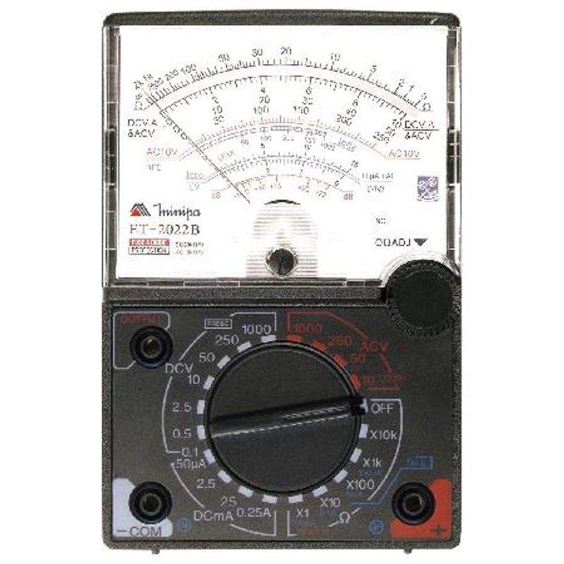 1-Multmetro-Analgico