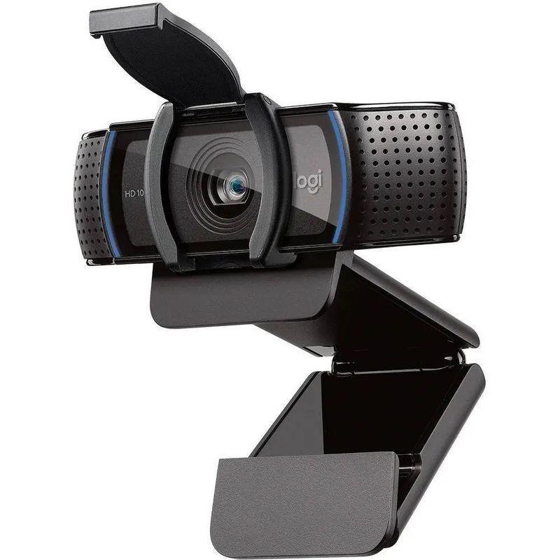1-Webcam-Logitech-C9